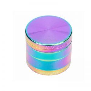 Grinder Rainbow 4 parti - 40mm (2)
